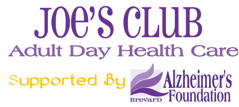 Joe's Club Adult Day Care Logo